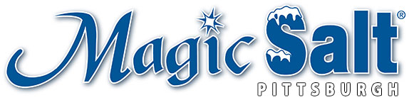 Pittsburgh Magic Salt is the most effective method of snow and ice removal available.